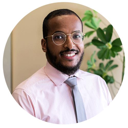 Mohamed Abdi  BCom, Staff Accountant